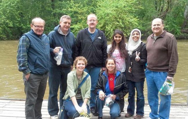 Water Sentinel Training, May 2014
