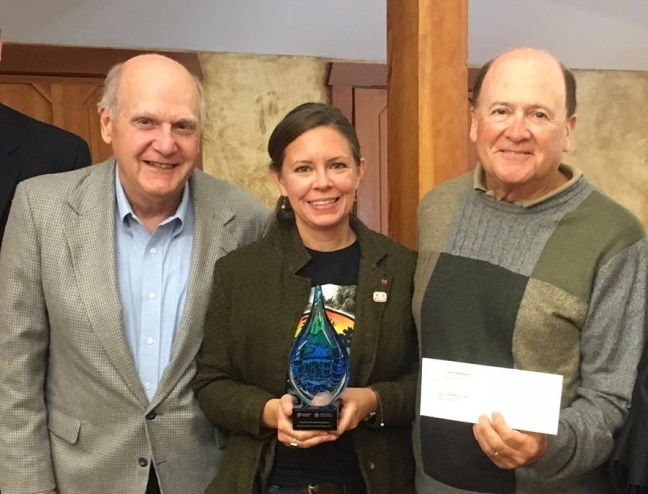 Friends Receive Watershed Grant from Dominion Energy and Western Reserve Land Conservancy