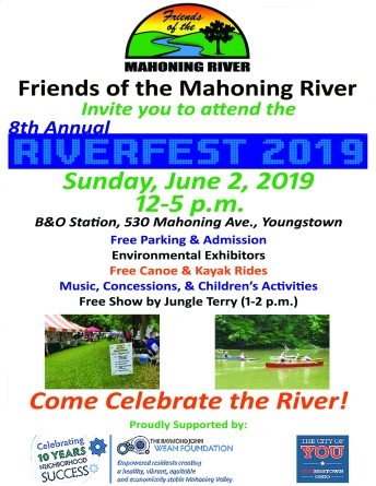 2019 Riverfest Flyer with Modified Sponsorship Notation (1)